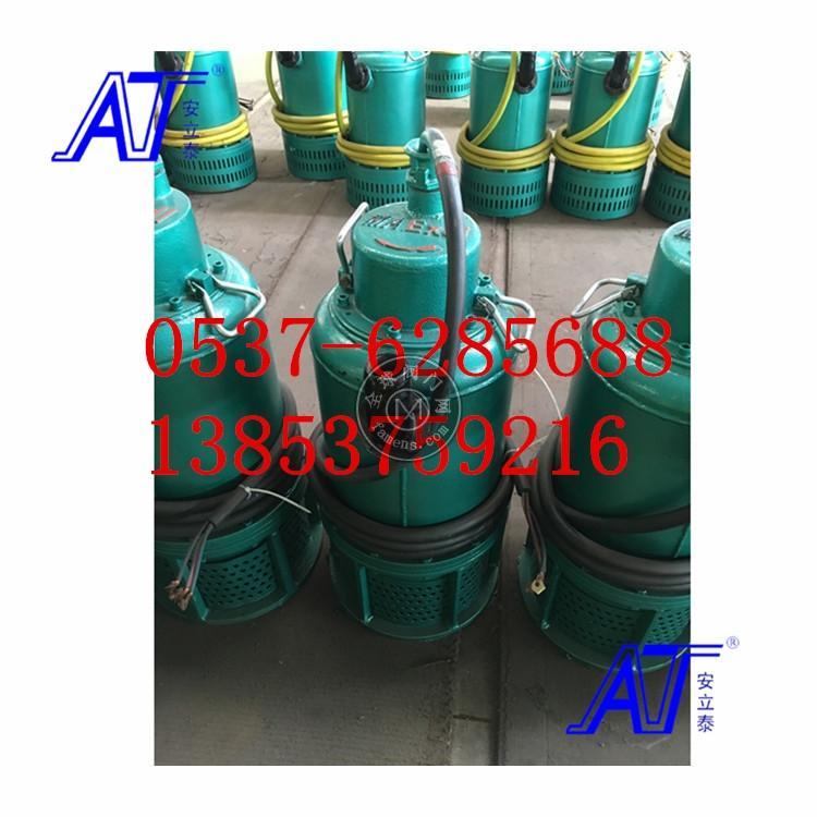 商洛市WQB40-10-3防爆排污泵