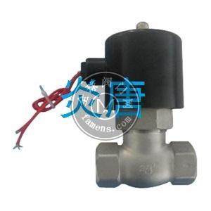 炎唐 2L-15B高溫蒸汽電磁閥 不銹鋼電磁閥