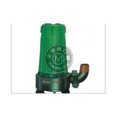WQK/QG带切割式无堵塞潜水排污泵 自吸高温排污潜水泵