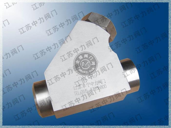 Y型內螺紋過濾器316L