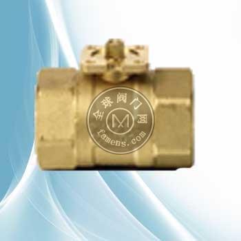 西门子球阀VAI61.50-63电动二通阀