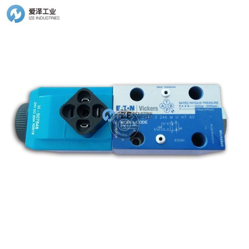 VICKERS电磁阀DG4V-3-2C-VM-U6-H7-60