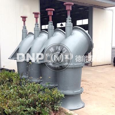 立式轴流泵|老泵站用|排灌泵站用