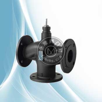 西门子温控阀VVF42.50-40C比例调节阀