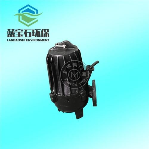 城市污水處理廠潛水排污泵 WQ