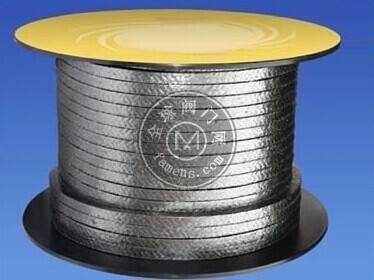 镍丝柔性石墨盘根专业信息, 柔性石墨盘根高碳纤维盘根