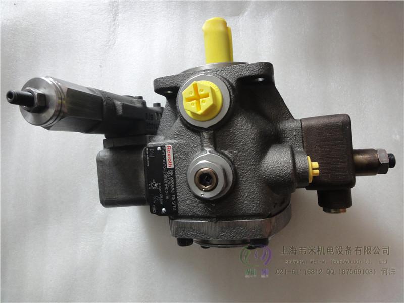 力士乐REXROTH叶片泵PV7-1X/10-14RE01MC0-16