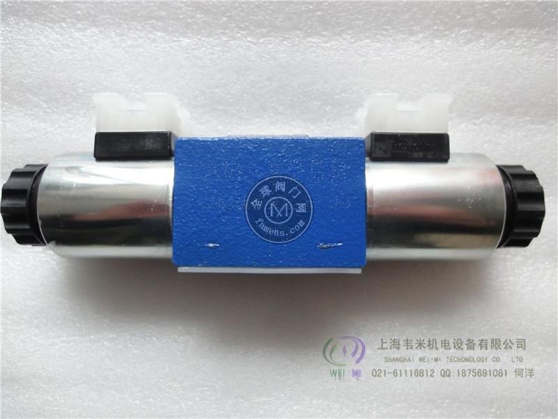 REXROTH電磁換向閥4WE6J62/EG24N9K4