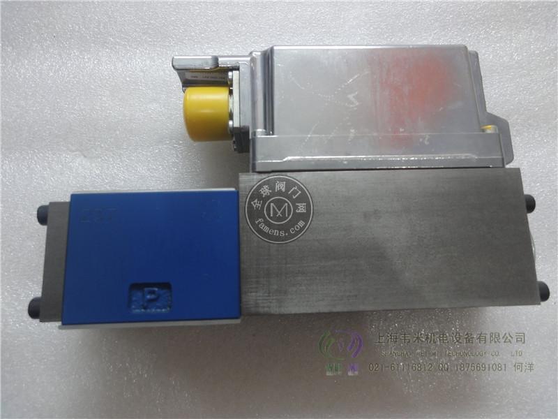 力士乐比例流量阀4WRPEH6C3B40L-2X/G24K0/F1M
