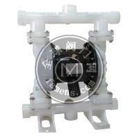 QBY塑料气动隔膜泵供应