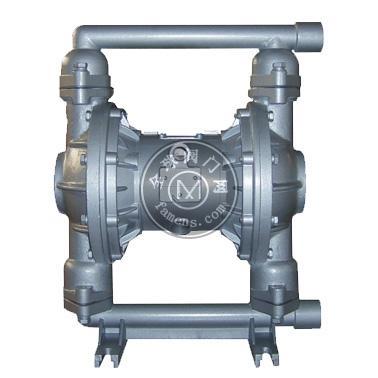 QBY铝合金气动隔膜泵供应