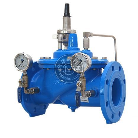 精品供应水力控制阀 可调式减压阀 质量保证