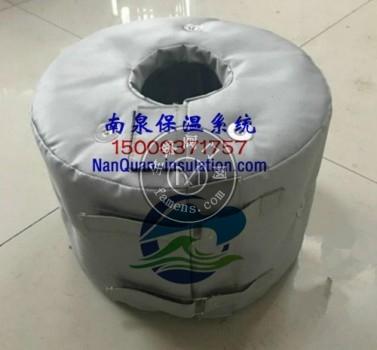 法蘭柔性保溫罩Nansen專業柔性保溫廠家