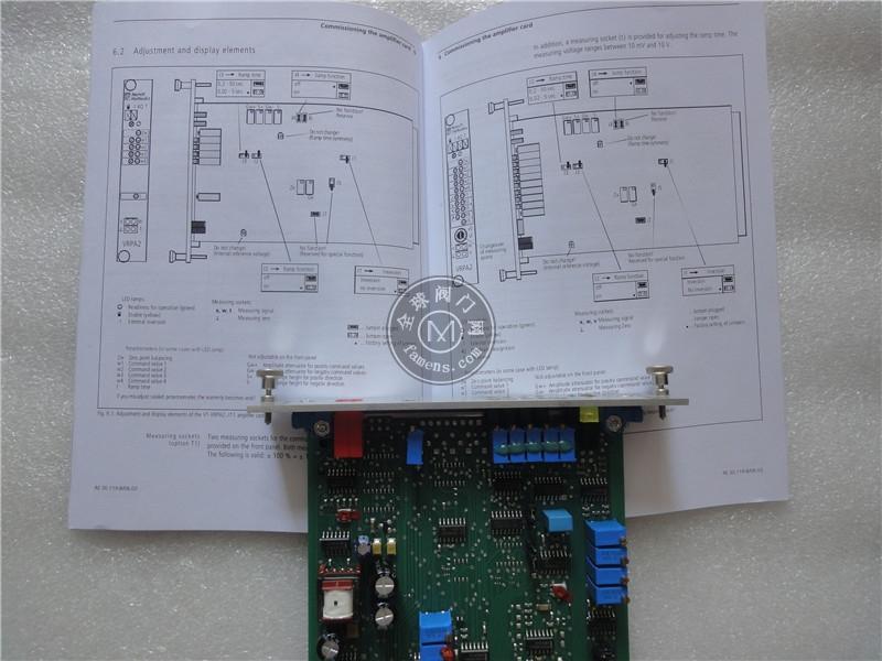 博世放大器VT-VSPA2-50-1X/T5