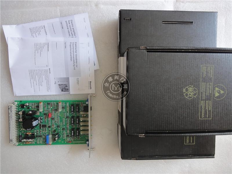 REXROTH放大板VT11118-1X/