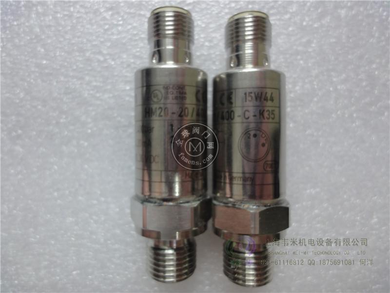 力士乐压力传感器HM20-2X/400-H-K35