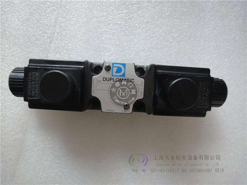 DS3-TB23/10N-D24K1意大利迪普馬電磁閥