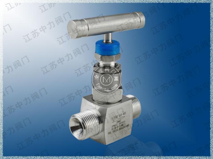高品质1/4NPT外螺纹针阀,内螺纹针阀供应