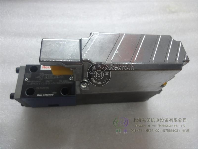 REXROTH比例閥4WRKE16R200L-3X/6EG24EK31/A1D3M