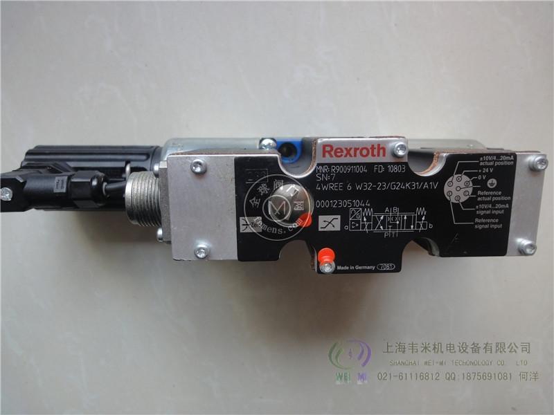 4WREE6E32-2X/G24K31/A1V力士乐比例阀