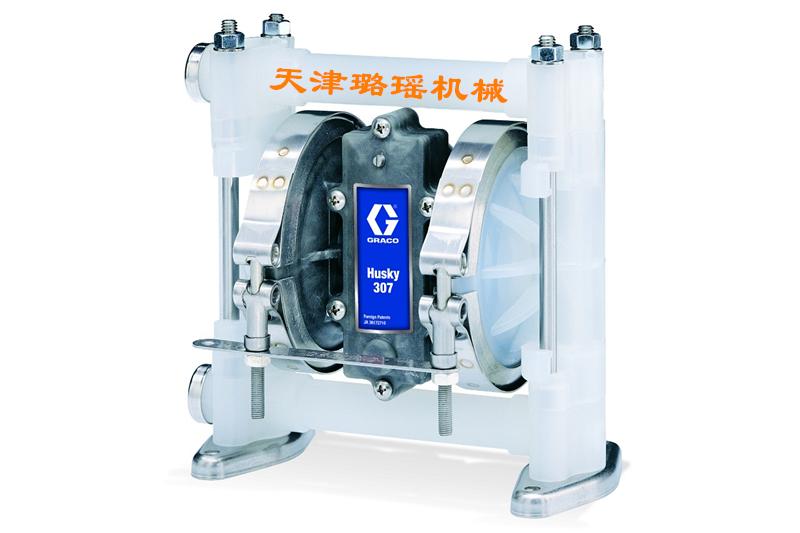 固瑞克HUSKY307乙縮醛聚丙烯材質化工泵打膠泵加藥泵D31211/D31255/D32211D32366