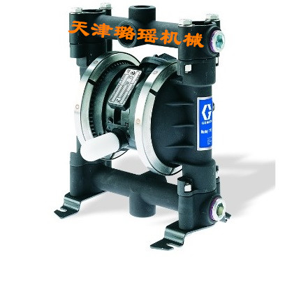 固瑞克气动隔膜泵HUSKY716系列D53211铝合金材质D54311不锈钢材质