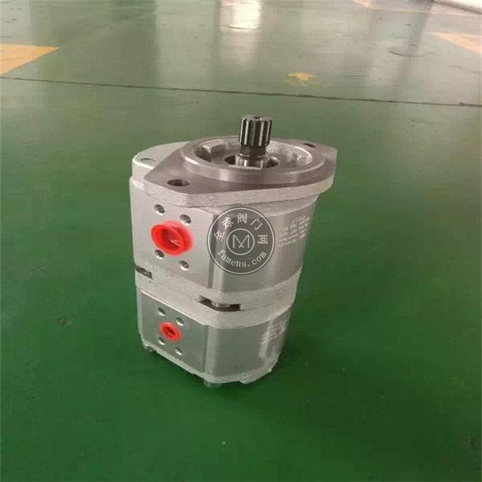 山東CBKP80/80中聯起重機液壓齒輪泵