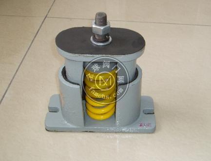 重慶ZDE型可調式水平低頻率阻尼彈簧復合減振器