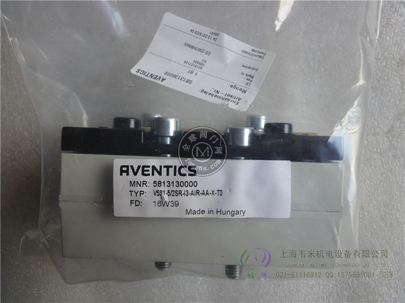 AVENTICS氣動閥R412007558