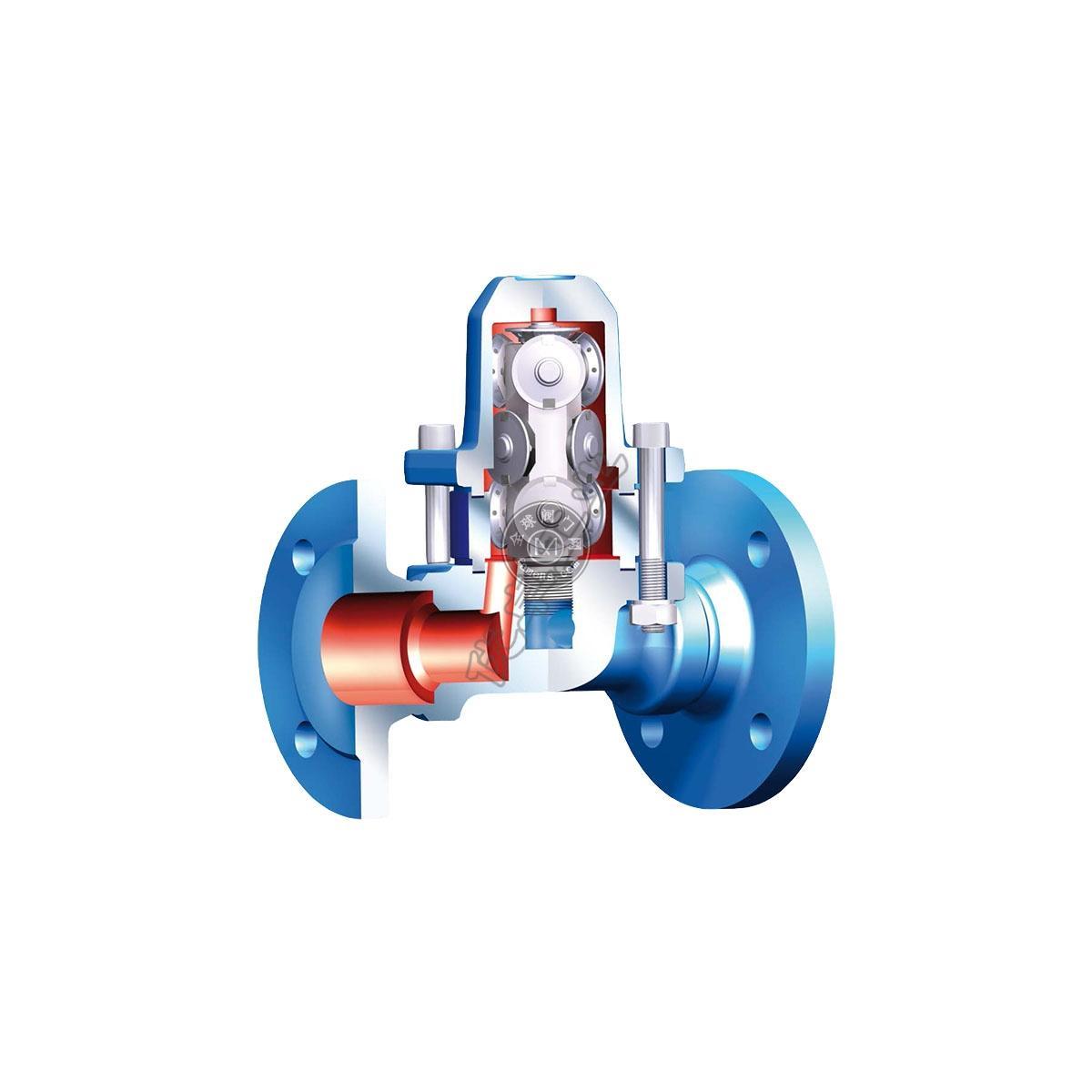 CONA M 用于蒸汽系统在不同冷凝水背压下工况的膜盒式热静力疏水阀