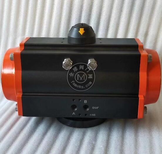 大缸径AT气动执行器 球阀气动执行器 蝶阀气动执行器