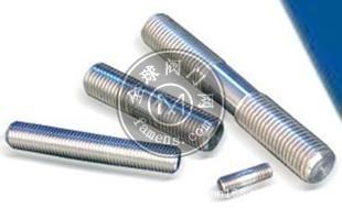广州标固316L双头螺丝螺栓定做