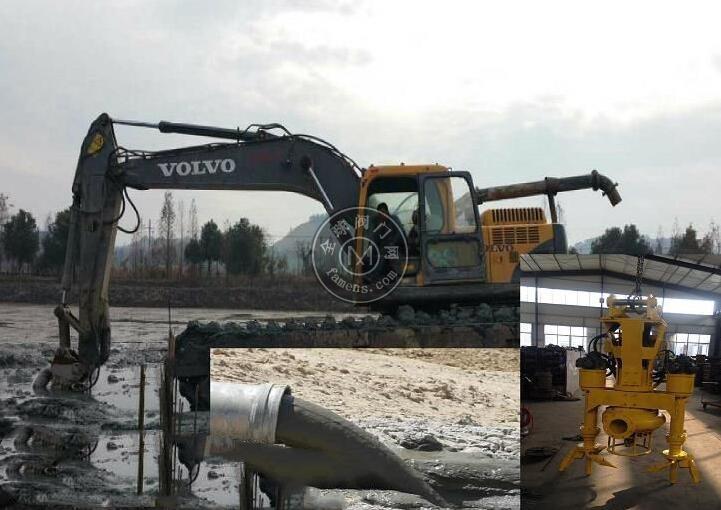 河道清淤设备液压泥浆泵,砂浆输送泵