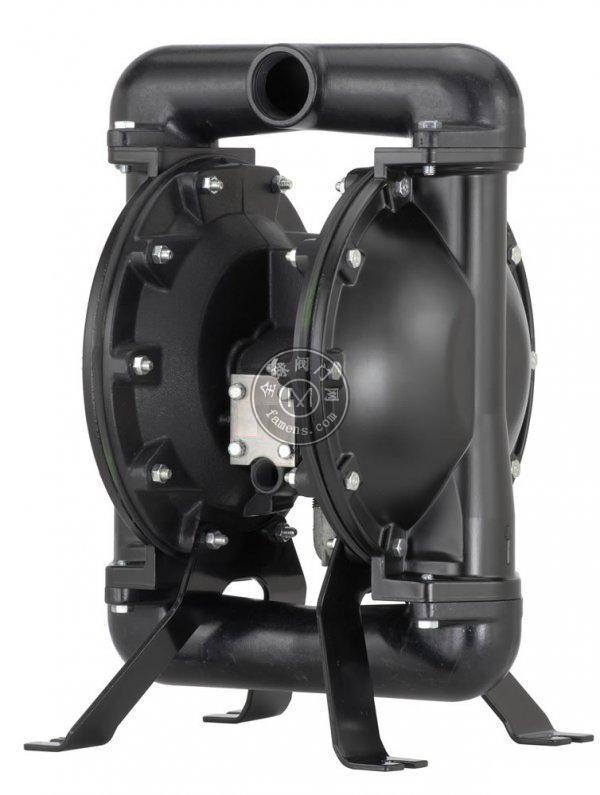 UNF铝合金气动隔膜泵压滤机隔膜泵