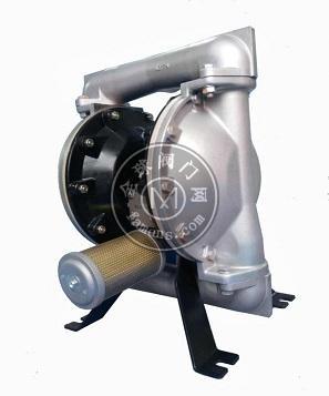 无锡不锈钢气动隔膜泵UNF-25耐腐蚀隔膜泵