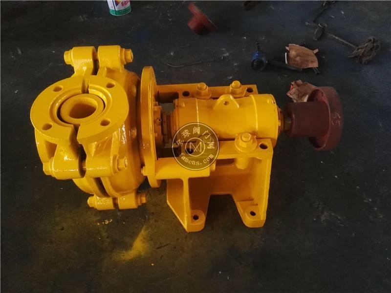 辽宁1.5/1B-AH渣浆泵高清大图
