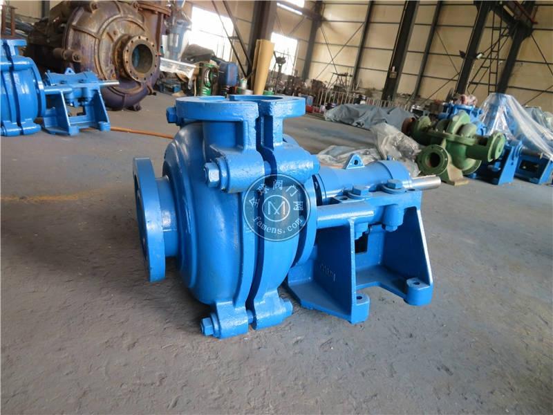 福建3/2C-AH渣漿泵型號