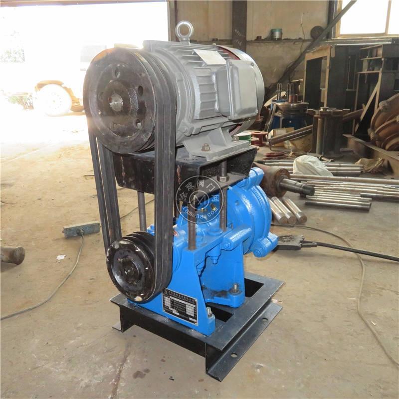 河南3/2C-AH渣浆泵价格