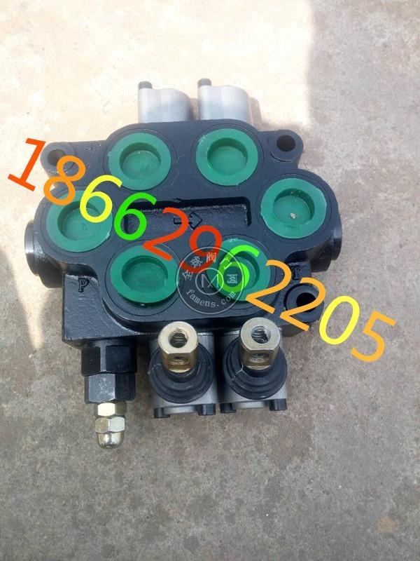 ZT-L20E-2OT液压多路换向阀2联分配器