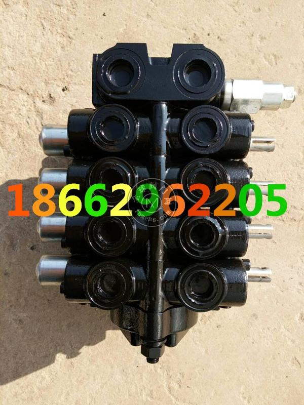 CDB-F15-2OT/3OW/4YT/5OT多路換向閥1-12路可定制液壓閥分配器