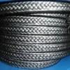 黑四氟盘根的厂家现货 定做各种型号无油黑四氟盘根