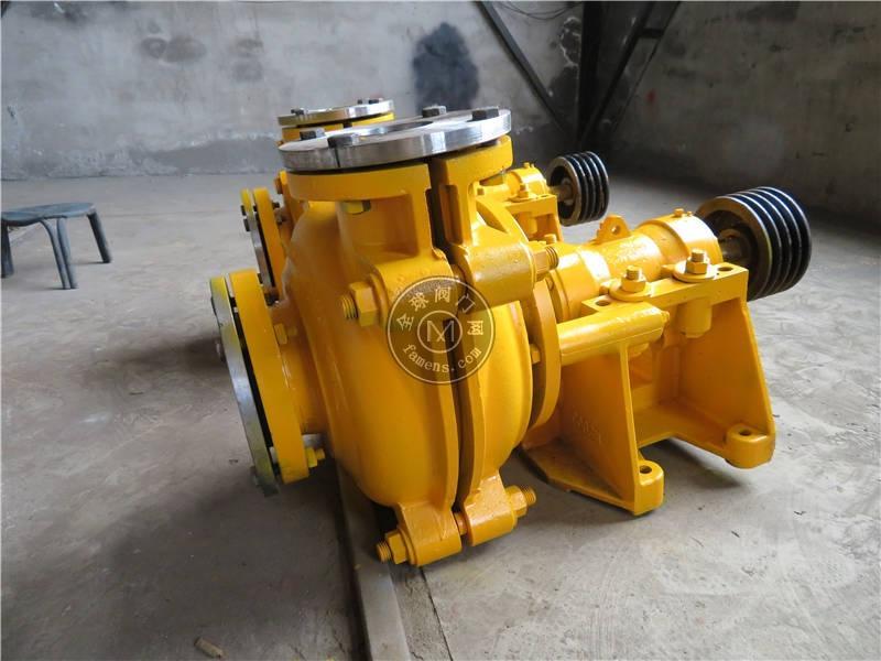 四川4/3C-AH渣浆泵价格