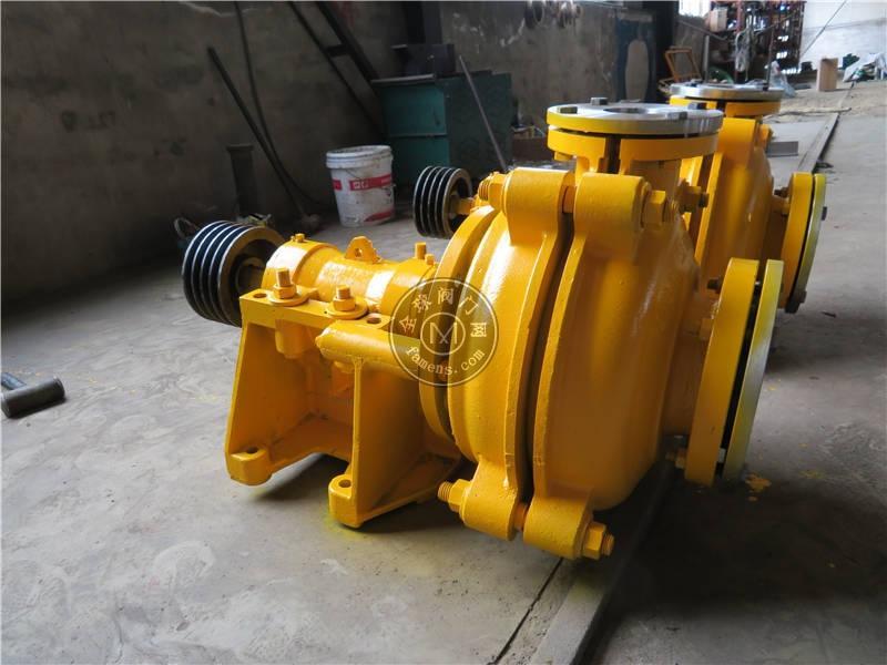 云南4/3C-AH渣浆泵高清大图