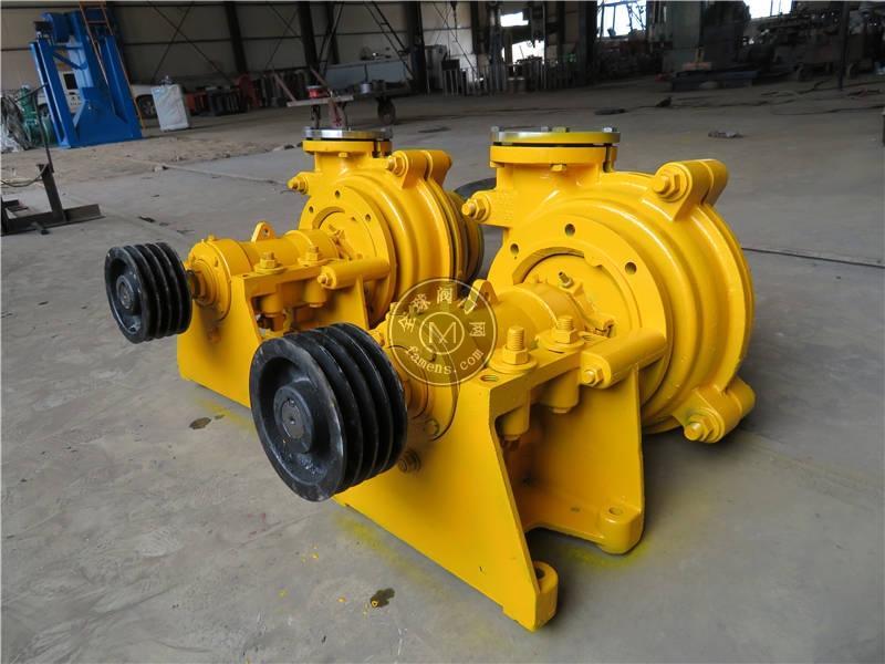 天津6/4D-AH渣浆泵价格