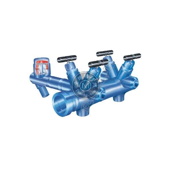 CODI S  预?#24179;?#20945;型冷凝水收集器与蒸汽分配器