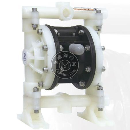 MK15(0.5寸)氟塑料泵耐有机溶剂耐强酸强碱
