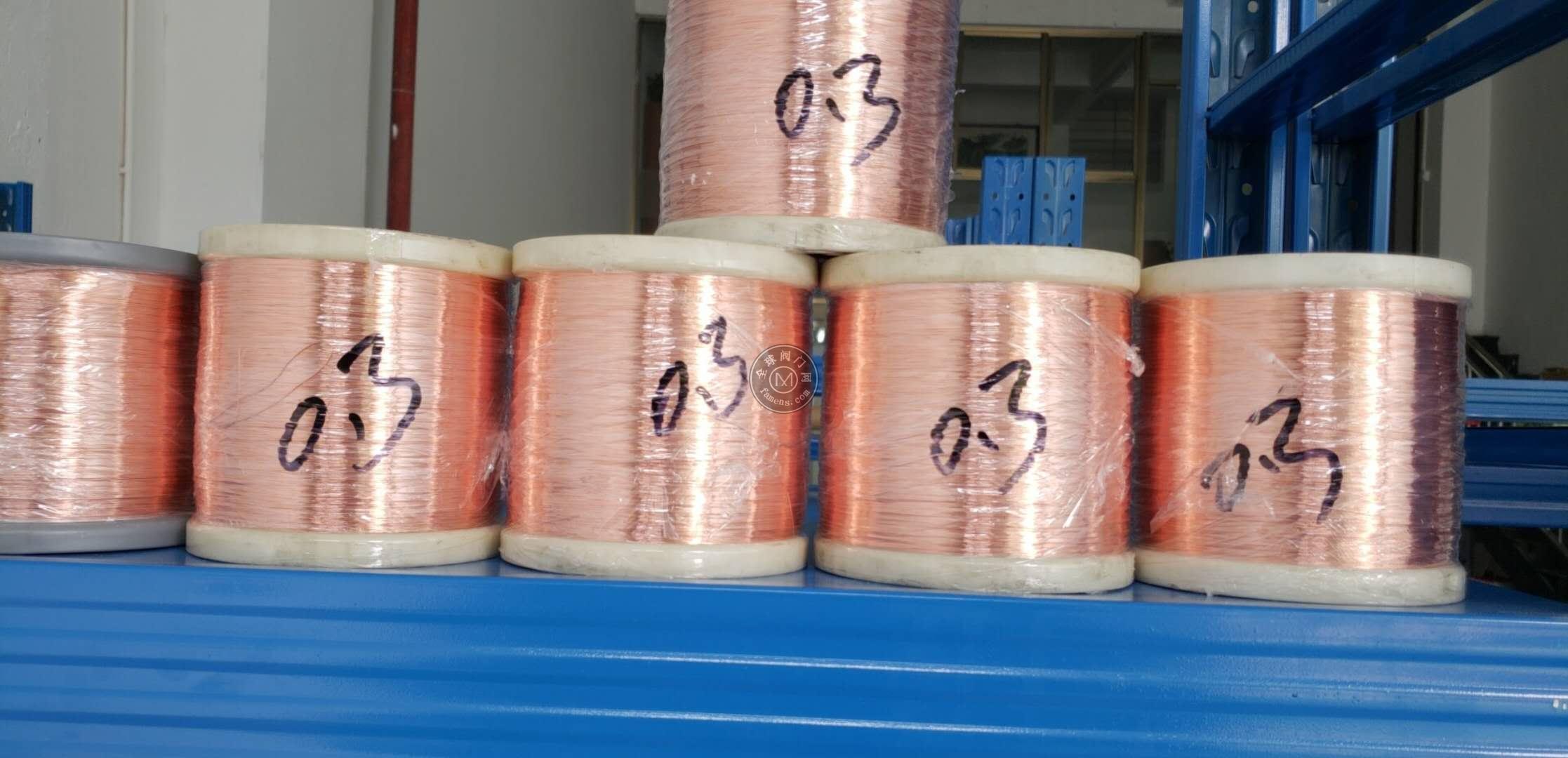 tu1紫铜线_无氧铜板/铜棒/铜带/铜管_可按要求定做