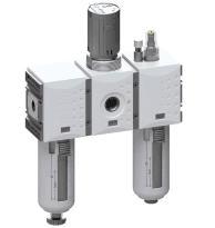 原装供应德国Knocks三联件-减压阀、过滤器、油雾器