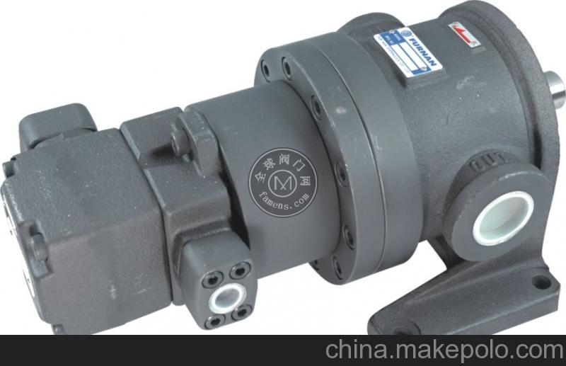 进口台湾油泵福南柱塞泵叶片泵齿轮泵高壓雙聯幫浦保质1年