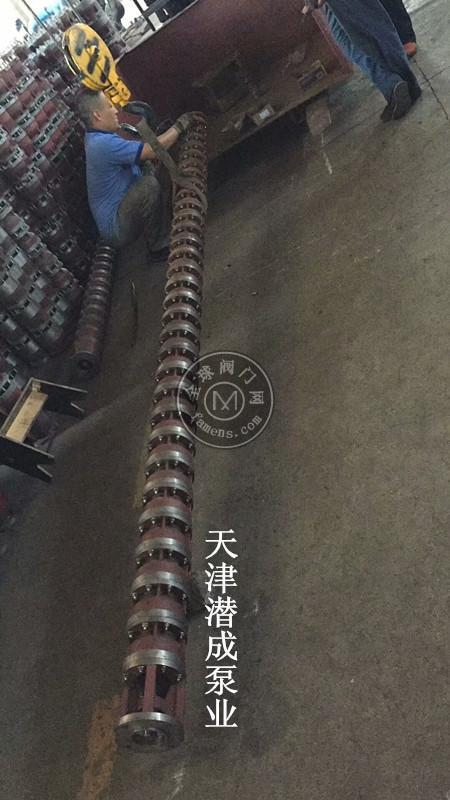 天津热水深井泵型号-200QJ热水泵怎么选择